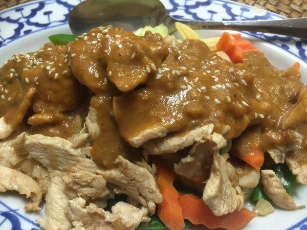 Pra Rham Chicken